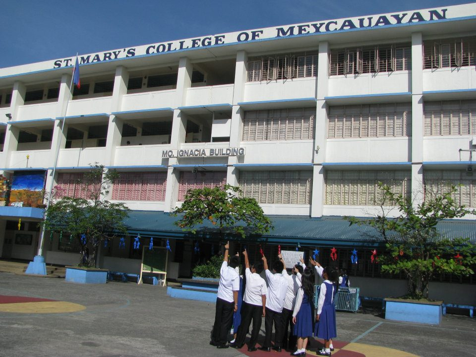 st marys college of meycauayan